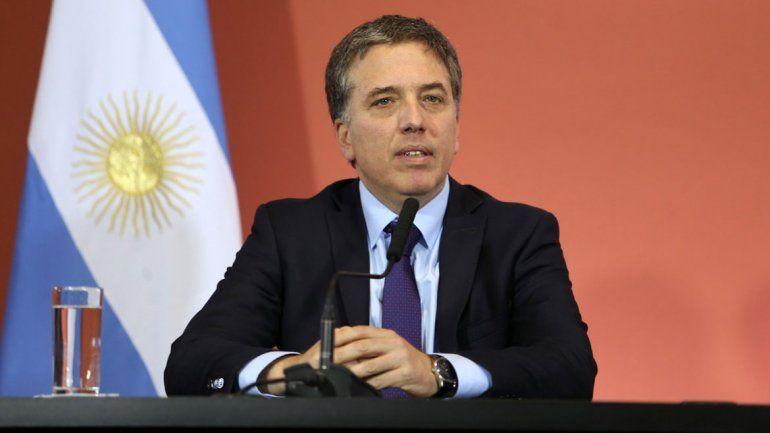 Dujovne, sobre el FMI: Es financiamiento barato