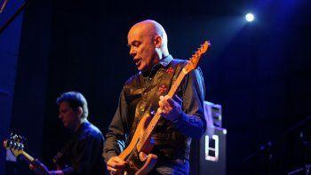 Juan Antonio Ferreira es un gran exponente del rock y el blues argentino.