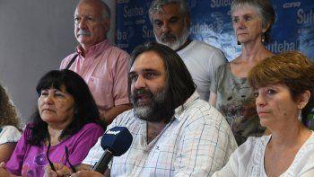 Ayer, los gremios porteños rechazaron la oferta del 12% de aumento.