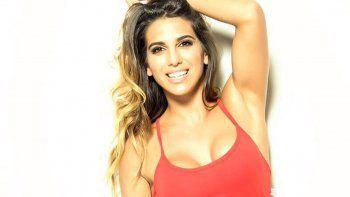 Cinthia Fernández pasa su bronca con fotos hot