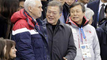 La cita se iba a dar en la zona sur, en el marco de los Juegos Olímpicos.