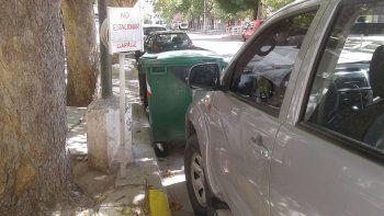 encuesta: ¿que hacemos con los que estacionan en cualquier lado?