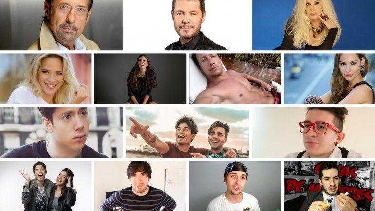 El Top 20 de los personajes más influyentes de Argentina