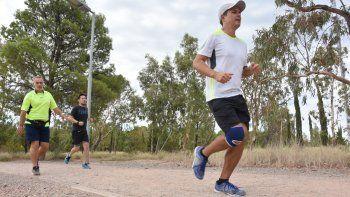 La aplicación les permite a los deportistas evaluar su condición física.