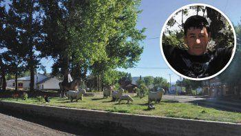 el femicida que esta profugo de las ovejas es buscado por la policia del pais y de chile