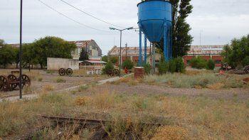 La aguatería del ferrocarril aún permanece de pie en San Antonio.