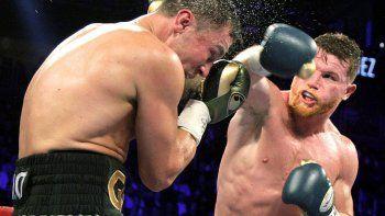 La primera pelea entre 2 grosos tuvo un empate polémico.