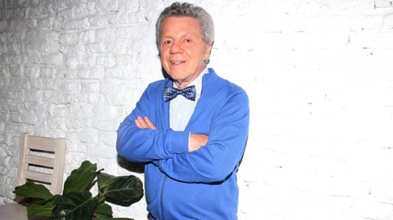 Dolor en el mundo del espectáculo: a los 74 años murió Emilio Disi