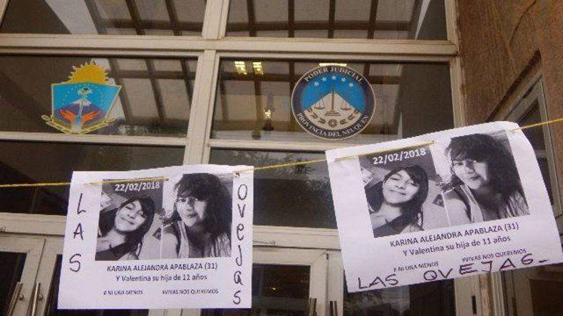 Doble femicidio de Las Ovejas: magistrados y funcionarios deberán enfrentar un jury