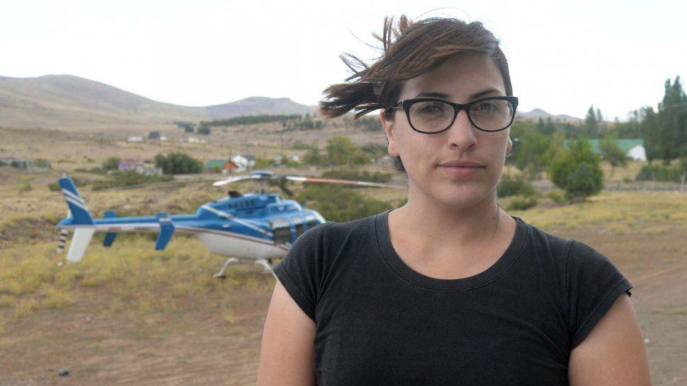 La testigo clave habló sobre la muerte del femicida Muñoz: Siento alivio y bronca