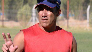 Diego Landeiro es el director de la escuela de entrenadores.
