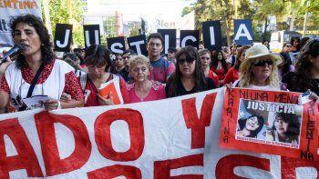 marcharan para pedir la destitucion de videla y choco por el femicidio