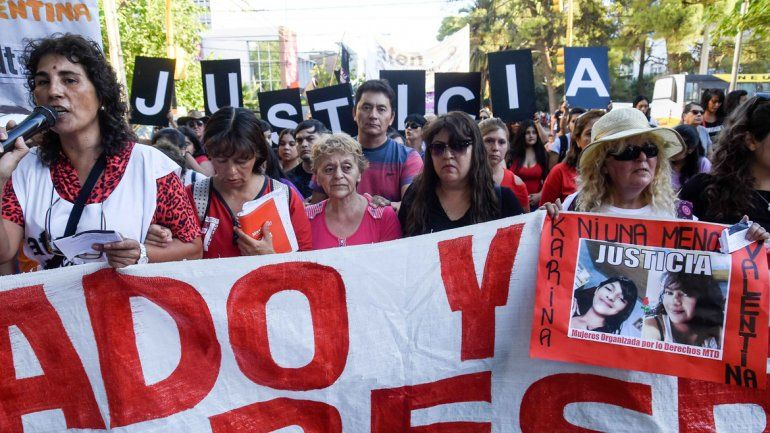 Marcharán para pedir la destitución de Videla y Choco por el doble femicidio de Las Ovejas