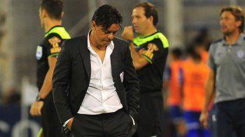 Gallardo deberá reacomodar el rumbo de su equipo, que tiene la final ante Boca y el inicio de Copa muy cerca.