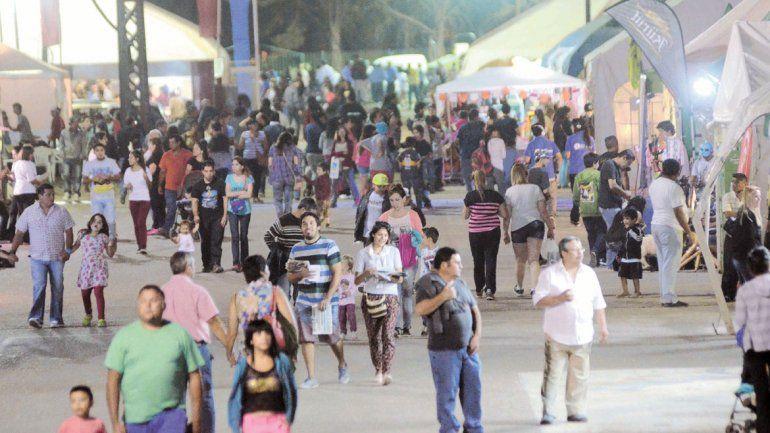 La Expo Plottier crece y se afianza con el correr de los años.