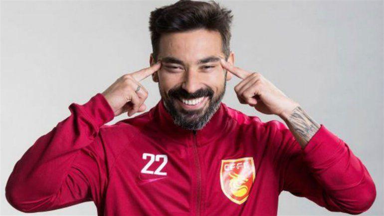La reacción de Jujuy Jiménez al ser vinculada con el Pocho Lavezzi