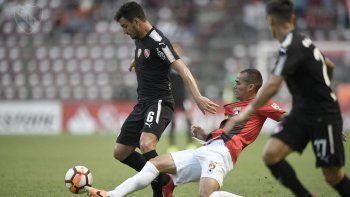 El Rojo no pudo en Venezuela y perdió 1 a 0 con Deportivo Lara