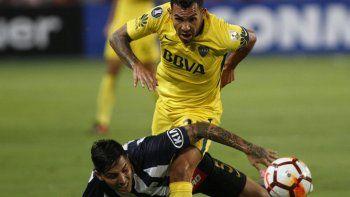 Boca hizo el desgaste pero fue un empate sin goles en Lima