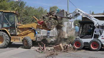 Evitaron que 800 toneladas de mugre terminen en la calle