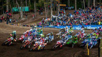 La cordillera le abre los brazos al motocross mundial