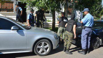 Droga y noche: secuestran 8 autos de alta gama y más de $ 120 mil