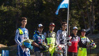 Villa la Angostura tiene todo listo para el Mundial de Motocross