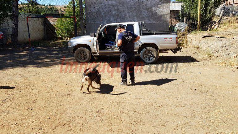 Doble femicidio en Las Ovejas: le bajaron a veinte días la prisión preventiva al cuñado de Lorenzo Muñoz
