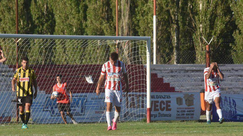 Independiente volvió a perder y quedó en Rojo