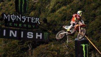 El italiano Cairoli se llevó la primera final del MXGP en La Angostura