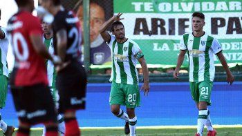El Halcón de Varela le ganó a Atlético Tucumán