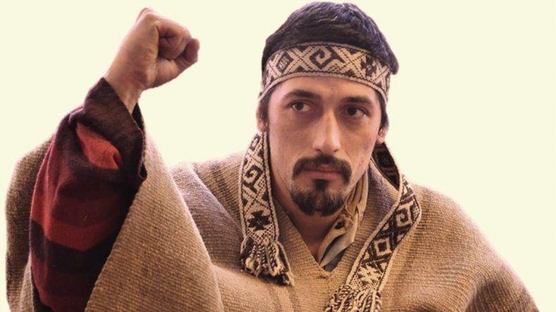 Jones Huala: Al pueblo mapuche no le queda otra que el combate