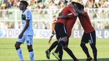 Independiente se recuperó y cosechó varios goles en San Juan