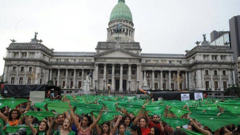 La ley de legalización del aborto se votará el 8 de agosto en el Senado