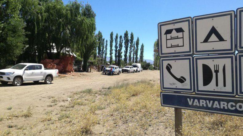 Detuvieron en Varvarco a otro familiar del doble femicida por ayudarlo a escapar