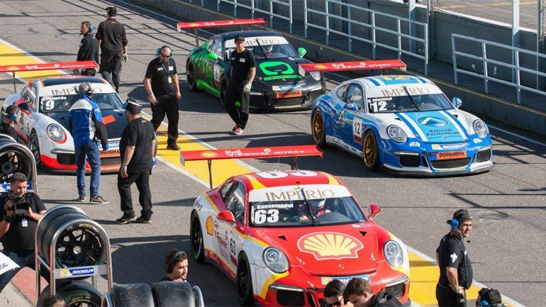 Presentarán en Neuquén la categoría Porsche GT3