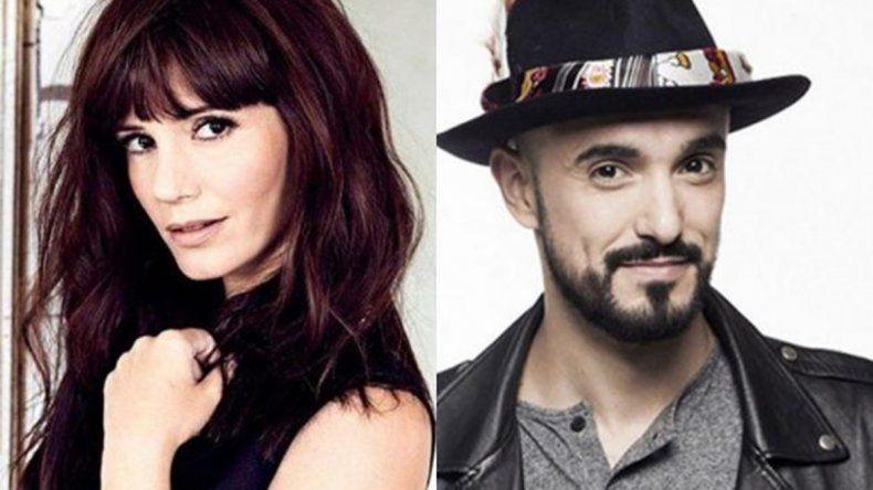 Griselda Siciliani habló tras los rumores de un romance con Abel Pintos