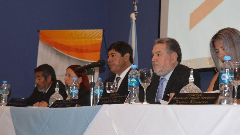 Rincón buscará un despegue de obras durante 2018