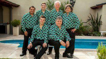 Los Palmeras harán un show sinfónico en el Obelisco
