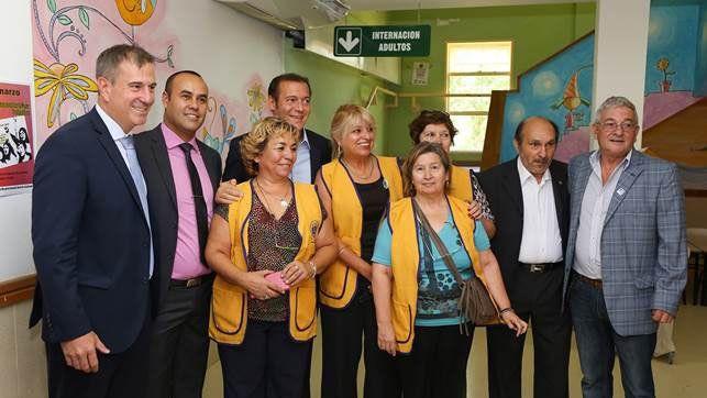 El hospital de Centenario se suma al programa Caritas Felices