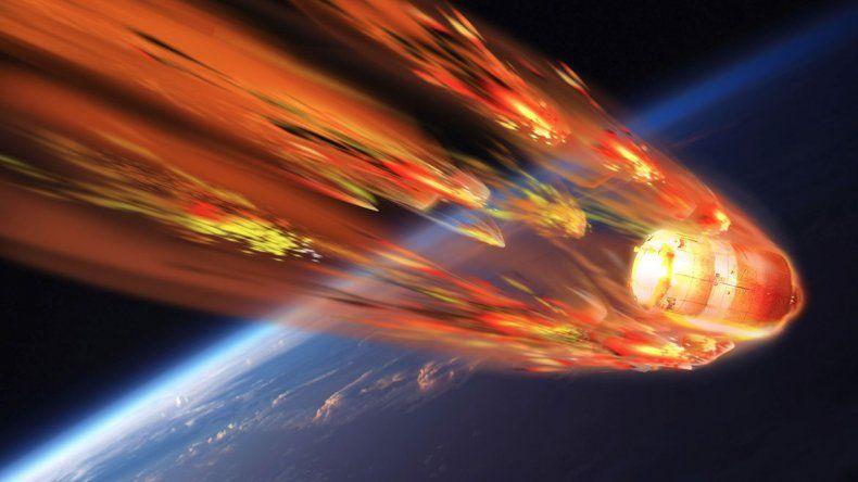 Según la Oficina de Residuos del Espacio de la Agencia Espacial Europea
