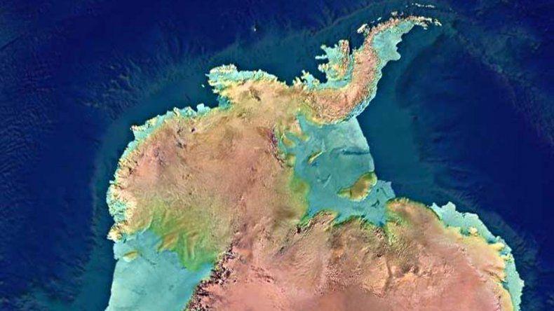 Cuatro puntos de la Antártida llevarán nombres de científicas
