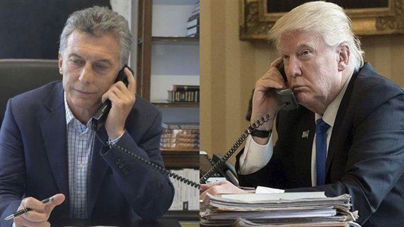 Macri llamó a Trump preocupado por los impuestos al acero y aluminio