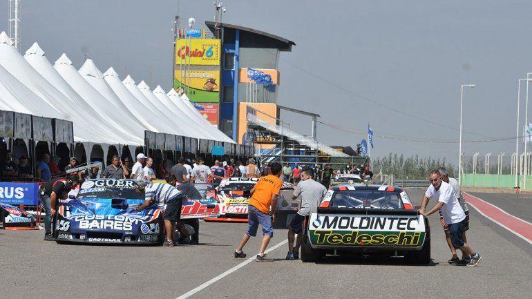 Aguirre se quedó con la pole: los pilotos regionales no tuvieron una buena tarde
