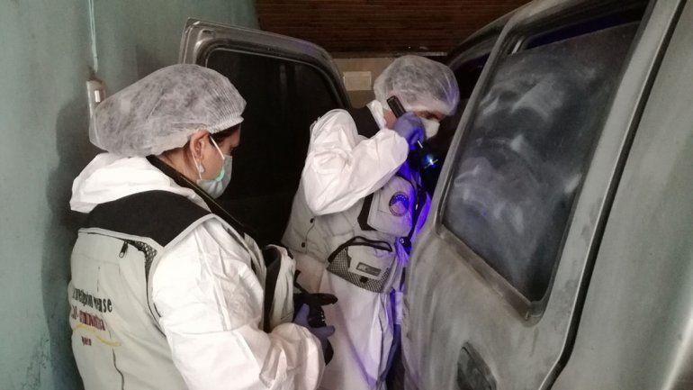 Cómo es el lugar donde encontraron muerto al doble femicida de Neuquén