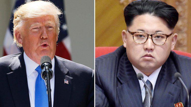 La histórica cumbre  Trump-Kim se realizaría en mayo