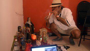 Atahualpa salvador: también  sacó la mufa de La Visera