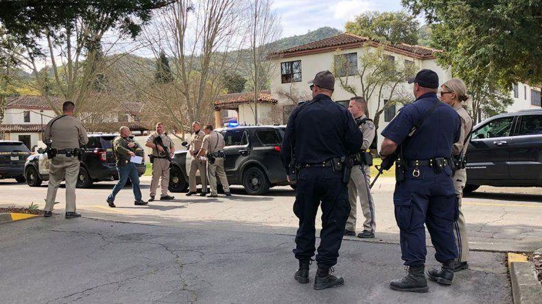 Una toma de rehenes en California terminó con cuatro muertos