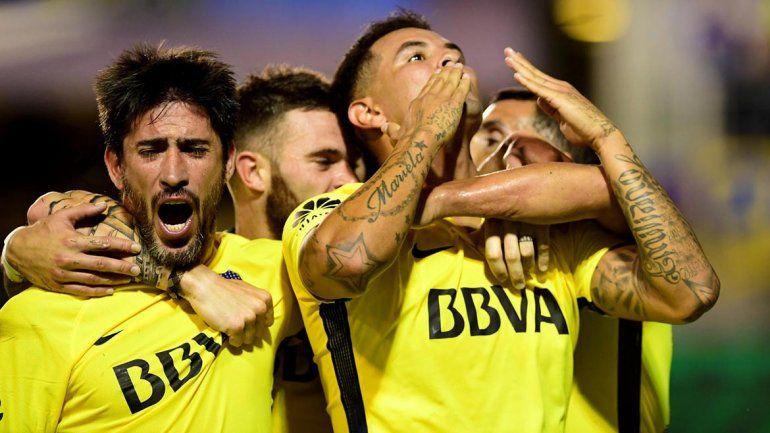 Agónica victoria de Boca sobre Tigre en la previa de la Supercopa