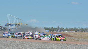 centenario: el ijan aportara fondos para parquizar el autodromo