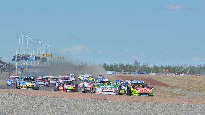 El IJAN aportará fondos para parquizar el Autódromo de Centenario